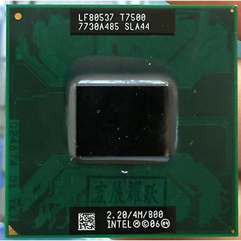 Intel Core 2 Duo T7500 Cpu Laptop Prozessor Pga 478 Cpu