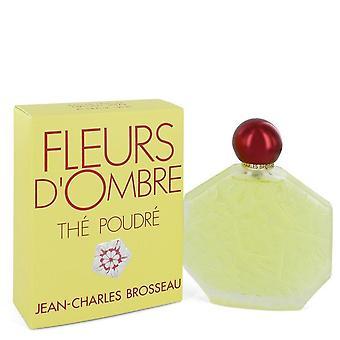 Fleurs D'ombre Poudre Eau De Parfum Spray Brosseau 3,4 oz Eau De Parfum Spray