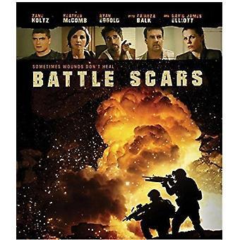 Battle Scars [Blu-ray] USA import
