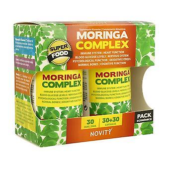 Moringa Complex 30 + 30 capsules