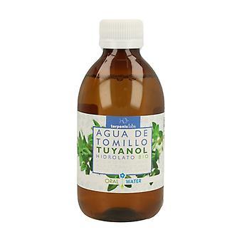 Thyme Water Tuyanol Hydrolate Bio 250 ml of floral water