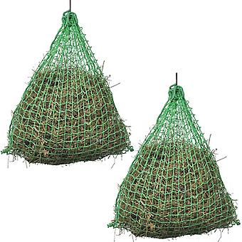 vidaXL filets de foin 2 pcs Environ 0,75x0,75 m PP
