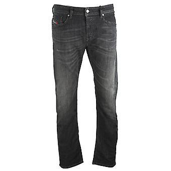 Diesel Waykee R8AM7 Black Jeans