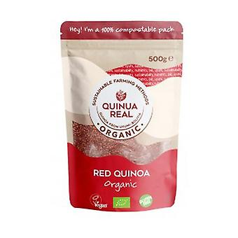 Gluten-free bio real quinoa red grain 500 g