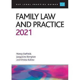 Family Law and Practice 2021