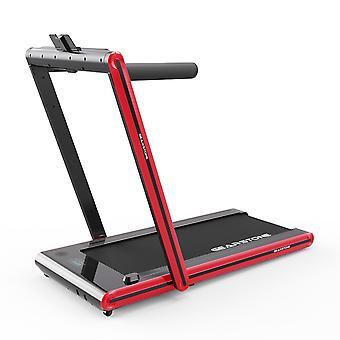 Faltbares Laufband 1-15km / h | Armlehne | für Büro-Heimtrainer LCD
