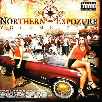 Expozure Nord - importazione di vol. 5-Northern USA Expozure [CD]