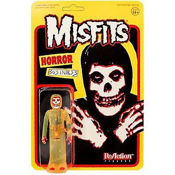 The Fiend Horror Business (Misfits) ReAction Figure