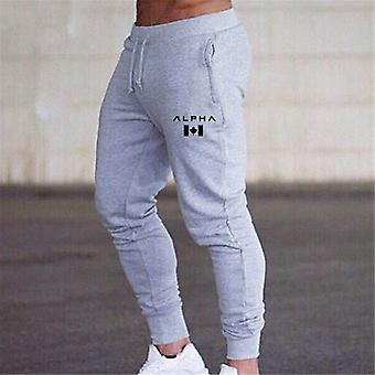 Men's Calças/streetwear Sports Joggers Running Men Gym Fitness Pants