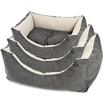 Ferribiella Rettangul Bed Cool Gray S (Dogs , Bedding , Beds)