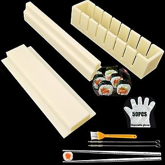 11pcs Multifunctional Sushi Maker Equipment Kit