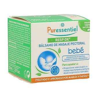 RESPOK pectoral baby balm 30 ml