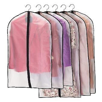 Transparent Clothing Covers, Garment Suit Dress Jacket Clothes Coat Dustproof