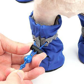Dog Boots Anti Slip Waterproof Puppy Rain Pet Socks