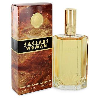 Caesars Eau De Parfum Spray By Caesars 3.4 oz Eau De Parfum Spray