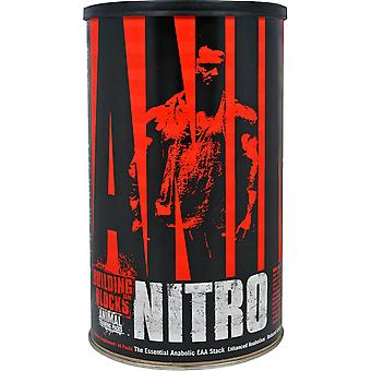 Universal Nutrition Animal Nitro - 44 pack - Anabola EAA Stack Muskelbyggare