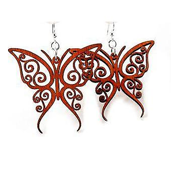 Fancy Butterflies Earrings # 1152