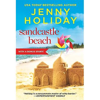 Sandcastle Beach by Jenny Holiday