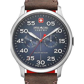 Mens Watch Swiss Military 06-4335.04.003, Kvarts, 45mm, 10ATM