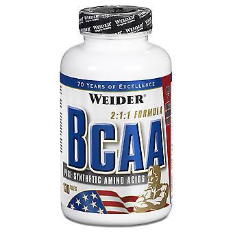 Weider BCAA 130 Tabletten