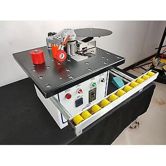 Holzbearbeitung Edge Banding Machine, Edge Bander Double Gluing einstellbare Geschwindigkeit