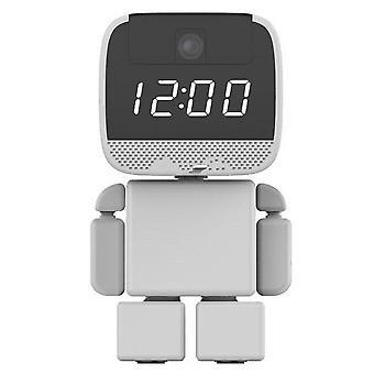 Wireless Robot, Ip Camera, Wi-fi Clock Network