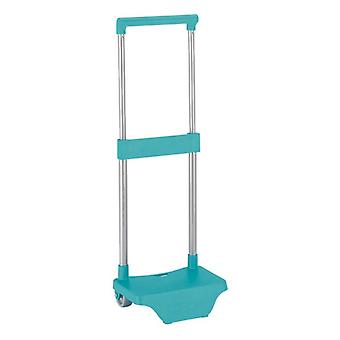 Backpack Trolley Safta Turquoise