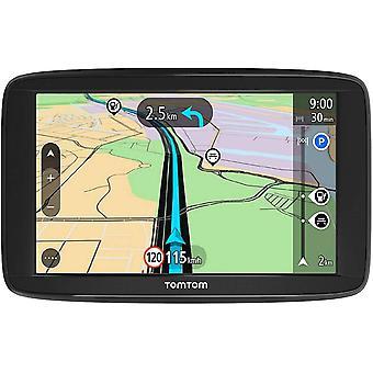 HanFei Navigationsgert Start 62 (6 Zoll, Karten-Updates Europa, Fahrassistent, TMC, umkehrbare