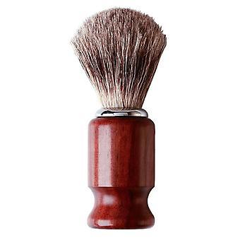 Dark Stag Barber Shaving Brush Badger Bristles