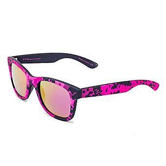 ITALIEN UAFHÆNGIGE 0090-PIX-018 Solbriller, Pink, 50 Unisex-Adult