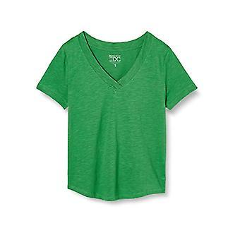 edc av Esprit 030CC1K317 T-Shirt, 313/green 4, XS Woman