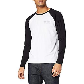 edc por Esprit 110CC2K306 Camiseta, 100/blanco, XL Masculino