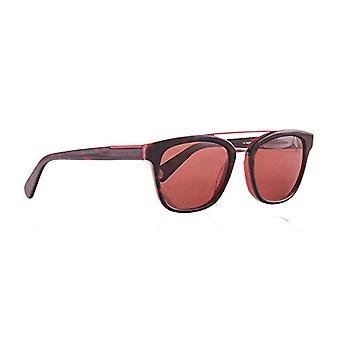 Carolina Herrera SHE68507NJ Sonnenbrille, Braun (Marr n), 52 Herren