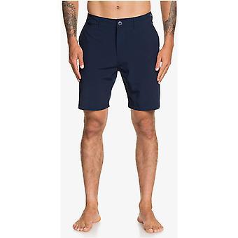 Quiksilver Union Amfibie 19 Amfibie Shorts i Navy Blazer