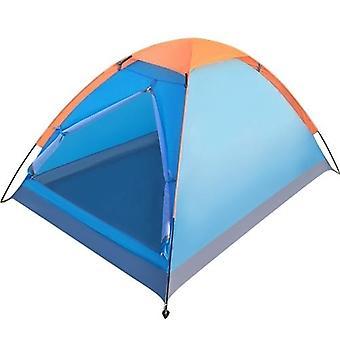 Camping Tente randonnée en plein air Sac à dos Abri de tente pour 1-2 personnes