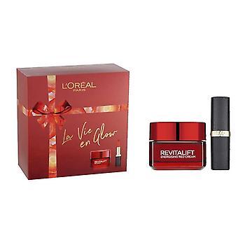 L'Or? Al Paris Hydratant et rouge à lèvres Maquillage Skincare Ensemble cadeau