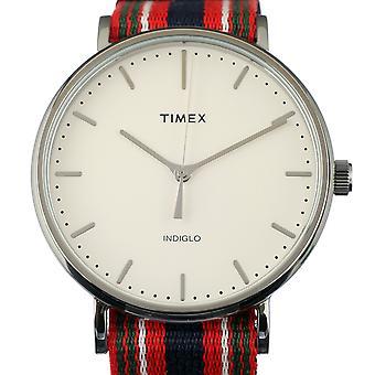 Timex archief horloge fairfield tw2t97800lg