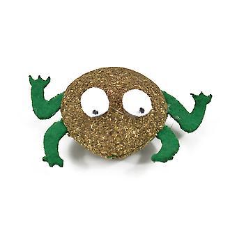 Nayeco Catnip frog (Cats , Toys , Plush & Feather Toys)