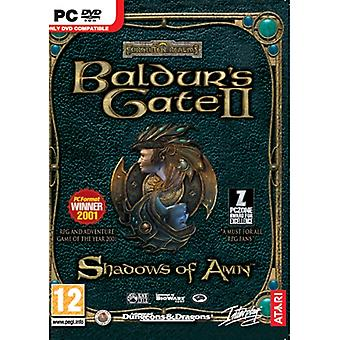 Baldurs Gate 2 Game PC