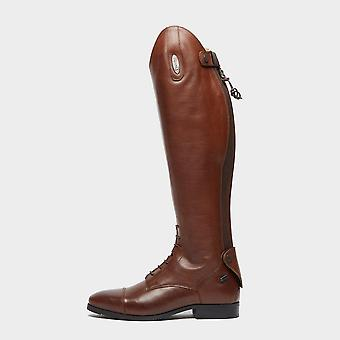 New Brogini Women's Capitoli V2 Riding Boots Brown
