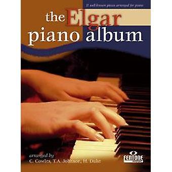 Elgar: The Elgar Piano Album Piano Book Only