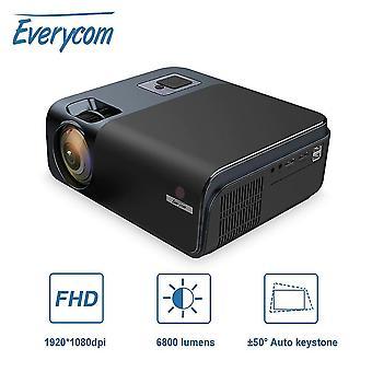 Alkuperäinen 1080P Video Projektori Wifi Paras Full HD