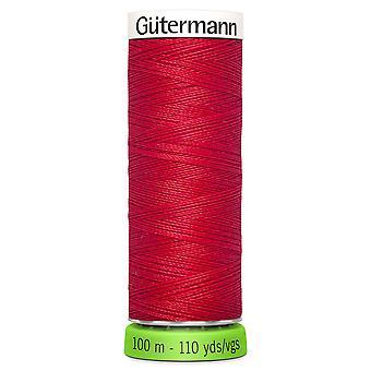 Gutermann 100% Återvunnen polyester sy-all tråd 100m Hand och maskin - 156