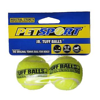 Petsport USA Jr. Tuff Balls - 2 Pack