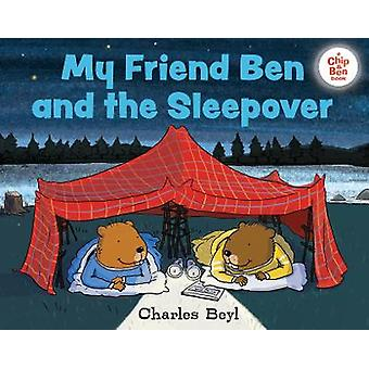 My Friend Ben and the Sleepover