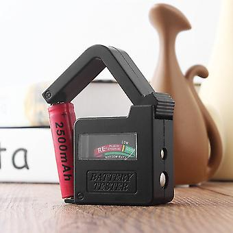 Bt-168 aa/aaa/c/d/9v/1.5v batterijen universele knopcel batterij kleur gecodeerde meter geven volt aan