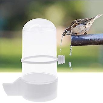 Bird Waterer Drinker, Feeder Budgie Canary Finch Durable And Convenient Pet Food