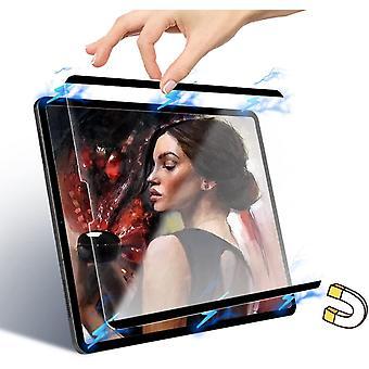 2 pezzi, come protezione per lo schermo di carta compatibile per ipad, facile installazione magnetica, rimovibile, pellicola magnetica riutilizzabile