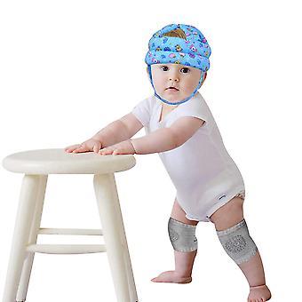 Baby Infant Toddler Helmet Kids Head Cushion Running Walking Crawing Safety Helmet