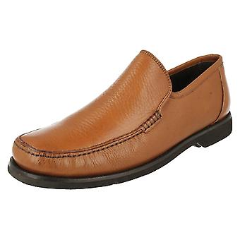Mens Anatomic Smart Moccasin Shoes Angra